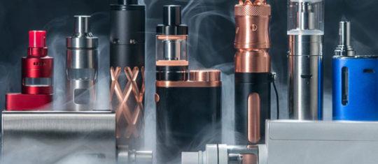 Achat de cigarette électronique et d'accessoires
